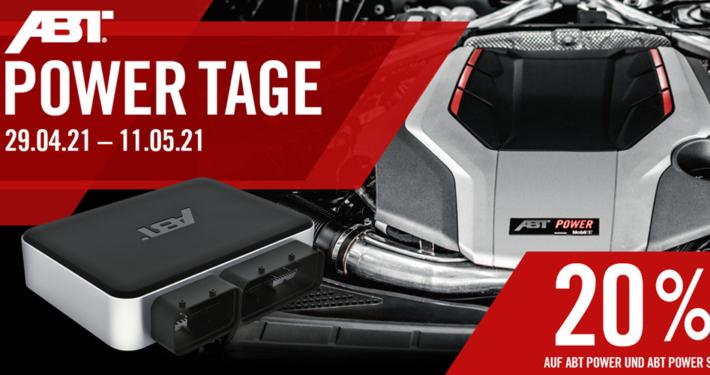 ABT Power Tage 2021 News