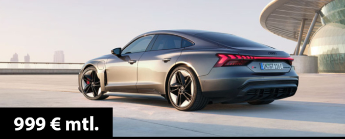 Angebot e-tron GT Privat
