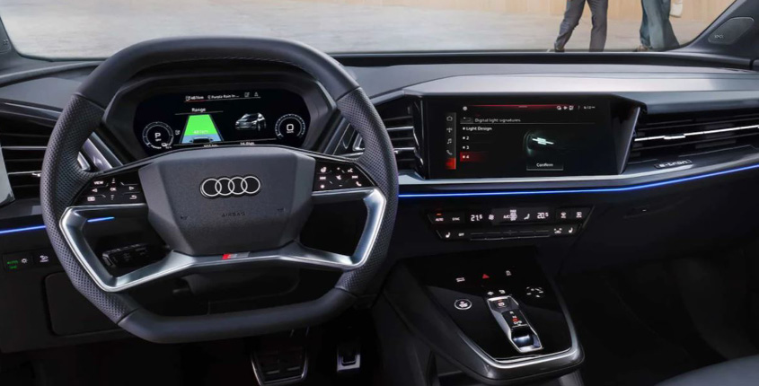 Audi Q4 e-tron Galerie 01