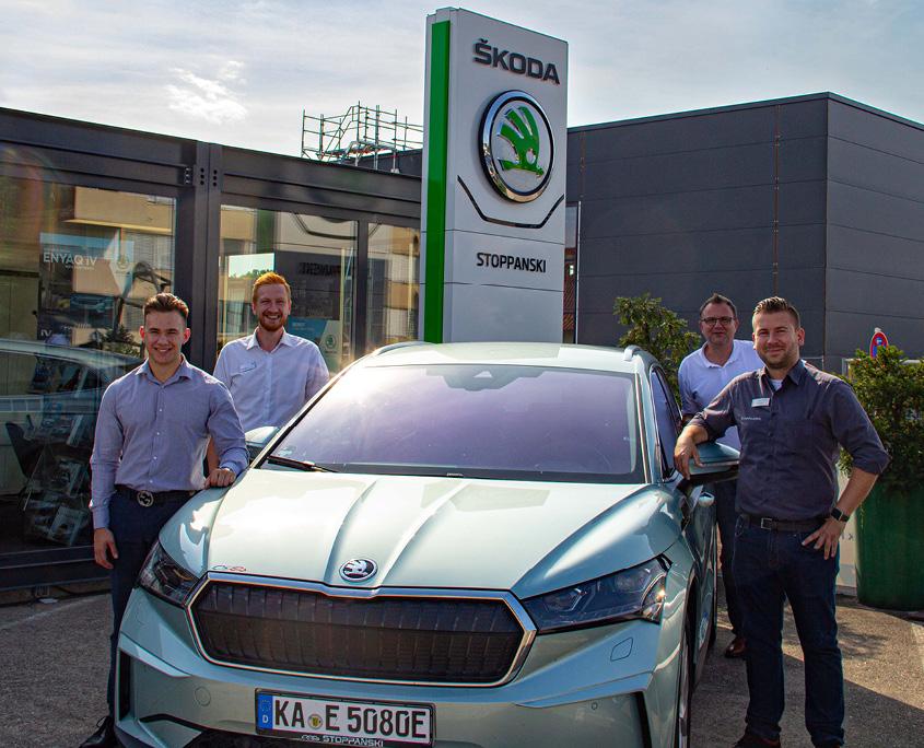 ŠKODA Partner Ettlingen Team