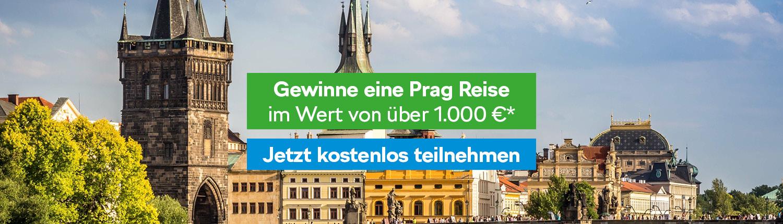 ŠKODA Eröffungsfeier Gewinnspiel Prag Reise