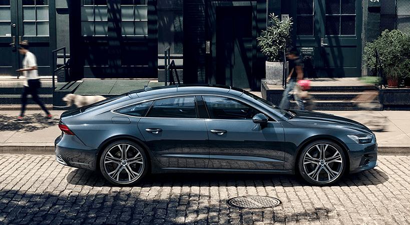 Der Neue Audi A7 Markteinf 252 Hrung Amp Champagnerfr 252 Hst 252 Ck