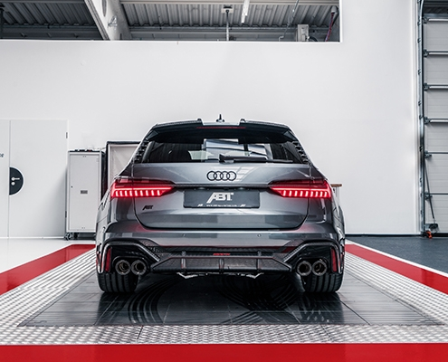 ABT RS6-R Heck