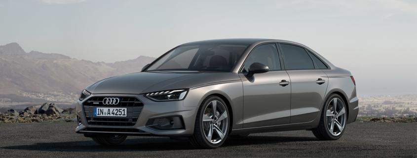 Audi A4 Facelift 2019