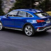 Audi Q5 Sportback Titel