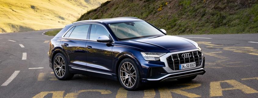 Audi SQ8 Titel