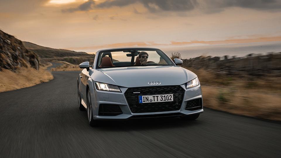 Audi TT Vorverkauf