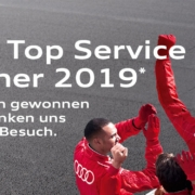 Audi Top Service Partner 2019