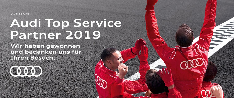 Audi Top Service Partner Startseite