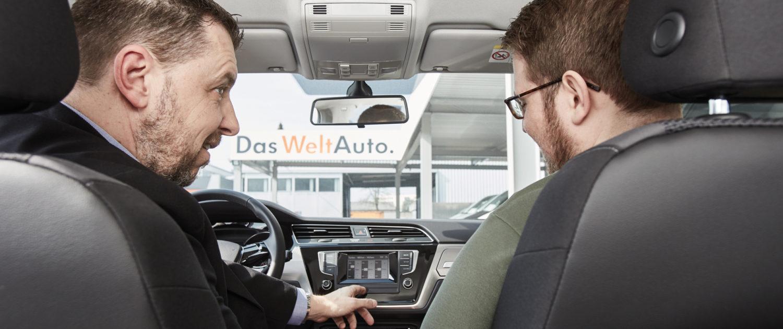 Gebrauchtwagen Stoppanski Das WeltAuto.