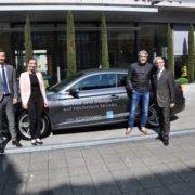 Kooperation Hotel der Blaue Reiter Autohaus Stoppanski