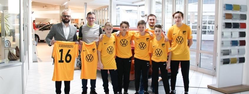Trikotsponsoring JSG Karlsruher Bergdörfer