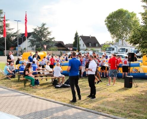 Eröffnungsfeier Durmersheim 08