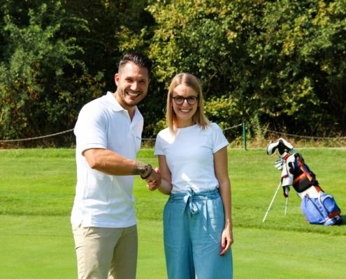 Kooperation Golfclub Hofgut Scheibenhardt Philipp Vajsman Lena Walter 02