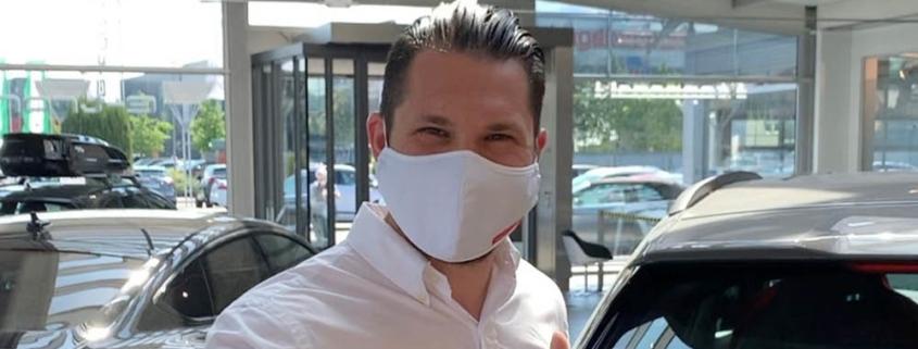 Maskenpflicht Stoppanski