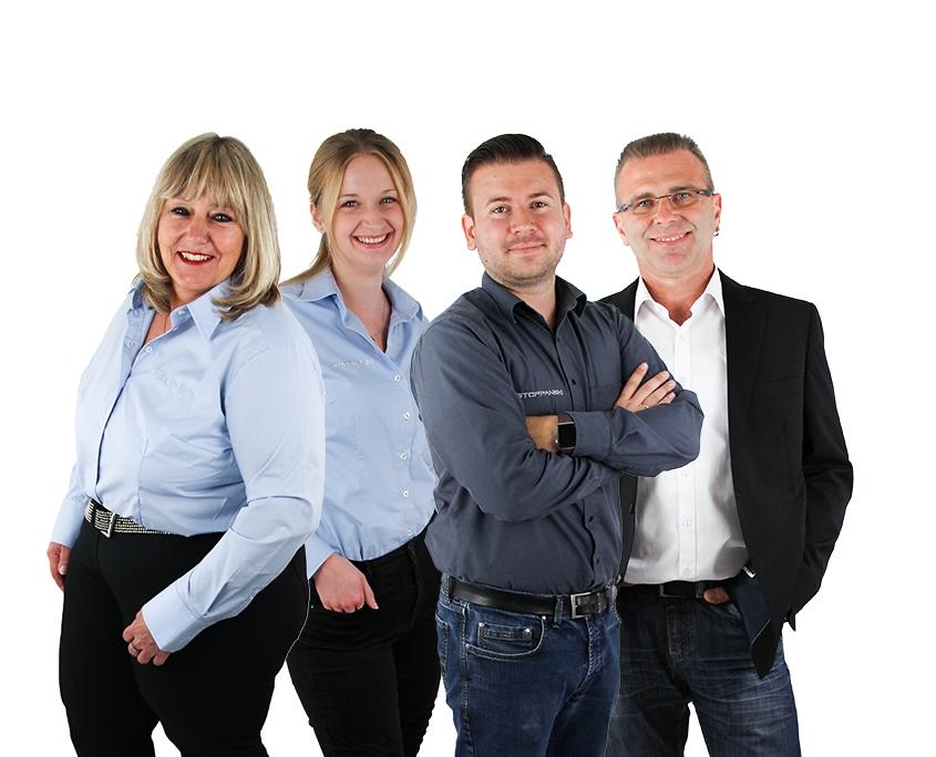 Skoda Partner Service Team NEU