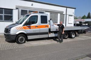 Stoppanski Abschleppwagen Abschleppservice