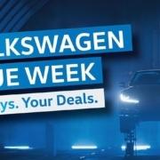 Volkswagen Blue Week