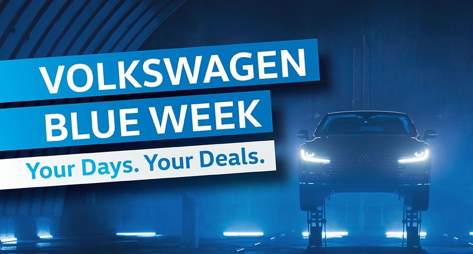 Volkswagen Blue Week