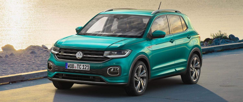 VW T-Cross Header