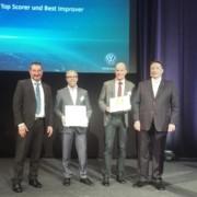 Volkswagen Service Quality Award Chefkonferenz 2017