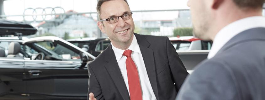Verkauf Audi Stoppanski