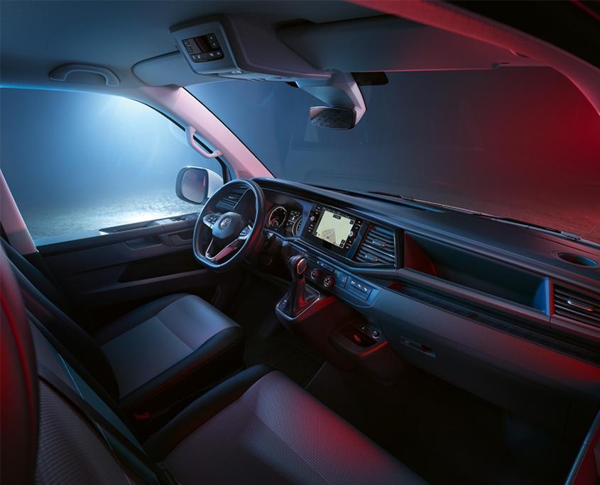 Volkswagen 6.1 Kasten Innenraum