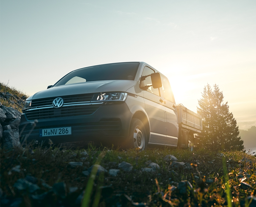 Volkswagen 6.1 Pritschenwagen