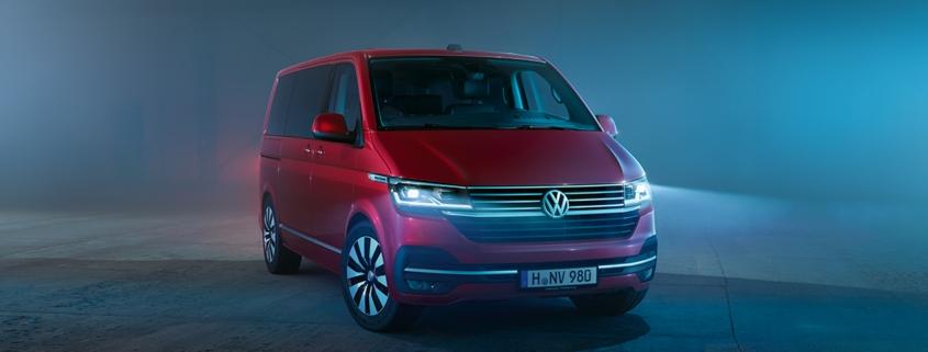 Weltpremiere VW Nutzfahrzeuge Multivan T6.1