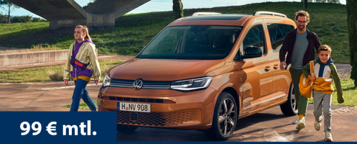 Angebot VW Caddy Privatkunden