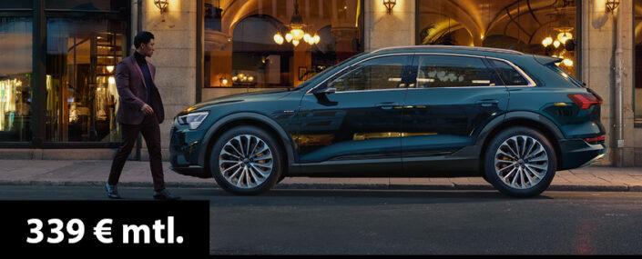 Angebot Audi e-tron 50 Gewerbe