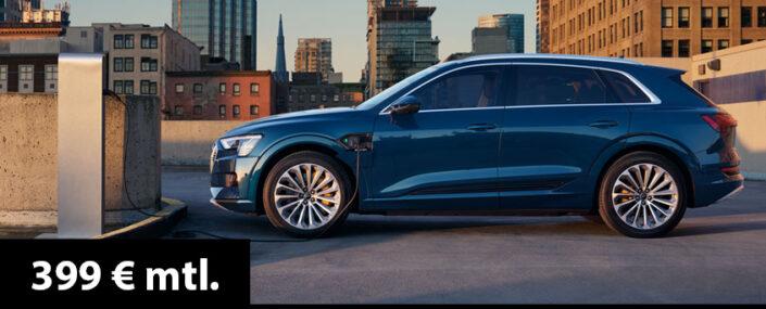 Angebot Audi e-tron 50 S line Gewerbe