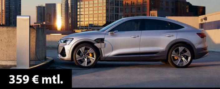 Angebot Audi e-tron 50 Sportback Gewerbe