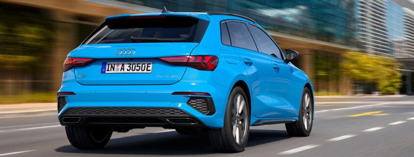 Audi A3 SB 40 TFSI e News