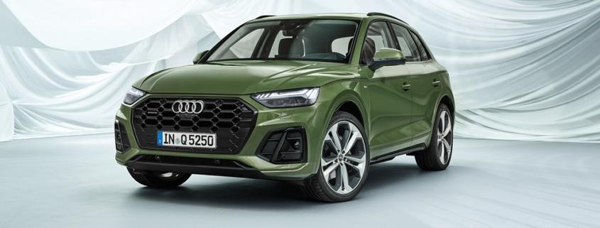 Audi Q5 2020 Facelift Front