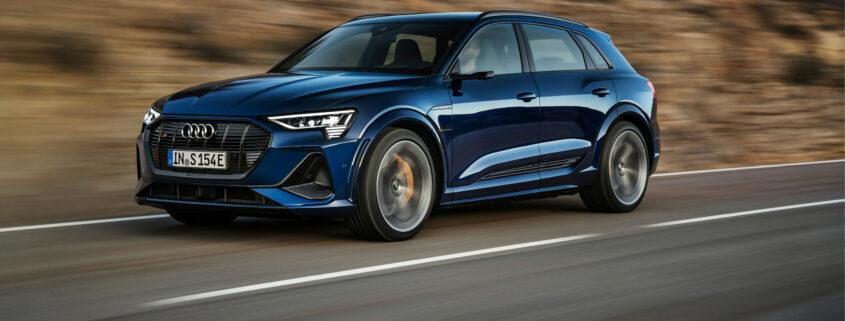 Audi e-tron S Titel