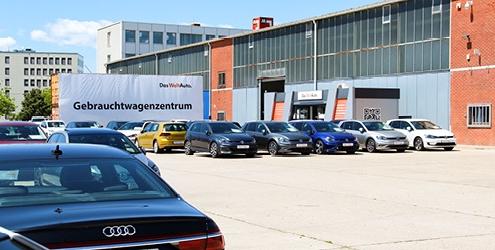 Gebrauchtwagenzentrum Bild 3