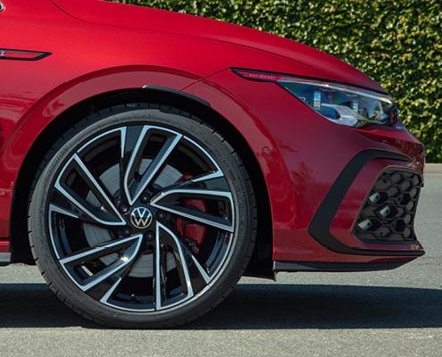 VW Golf GTI Bestellstart Felge