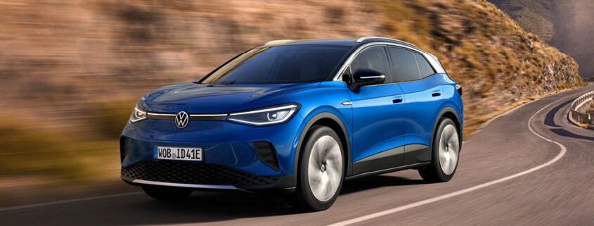 VW ID.4 Markeinführung News