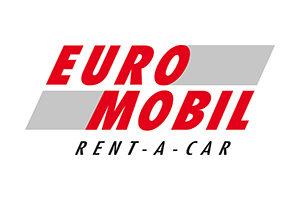 Marke Euromobil rent-a-car Autovermietung Stoppanski