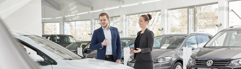 Fahrzeuge Neu- und Gebrauchtwagen