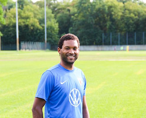 Trikotsponsoring FSSV Karlsruhe Spieler